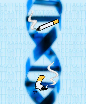 Genes predict if medication can help you quit smoking